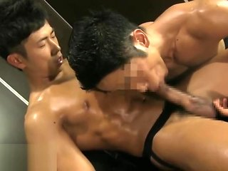 big cock Hottest xxx clip homosexual Cumshot ludicrous full version asian