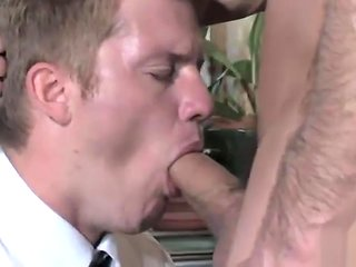 gay Preachers asshole is obtaining fuck hard blowjob