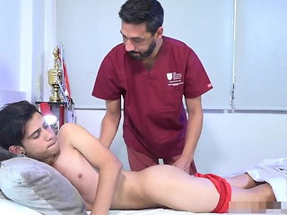 old+young (gay) Sports doctor provide expert hallucinogenic bareback (gay)