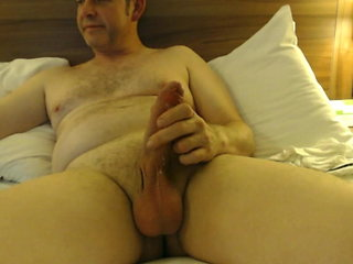 daddy (gay) british dad and his huge cock big cock (gay)