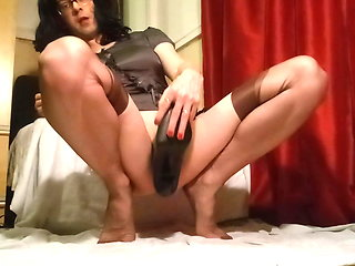 big cock (shemale) amateur (shemale)