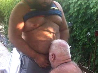 bear (gay) chub grandpa blowjob amateur (gay)